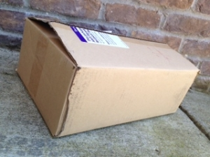 Ordinary looking box