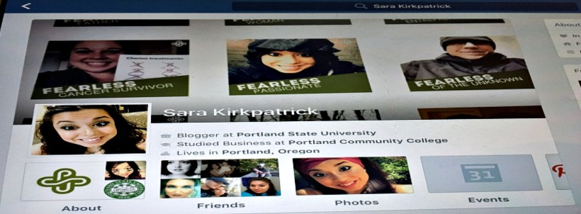 PSU Social Profile Blog