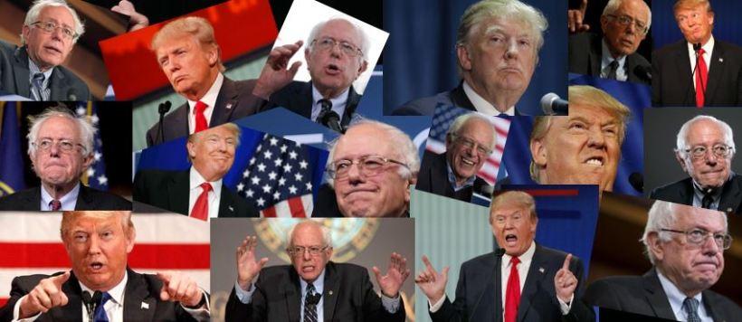 Bernie-Trump